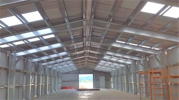 Cold Formed Building Interior Frame