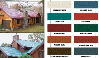 Residential Metal Roofing Colors Mcelroy Metal