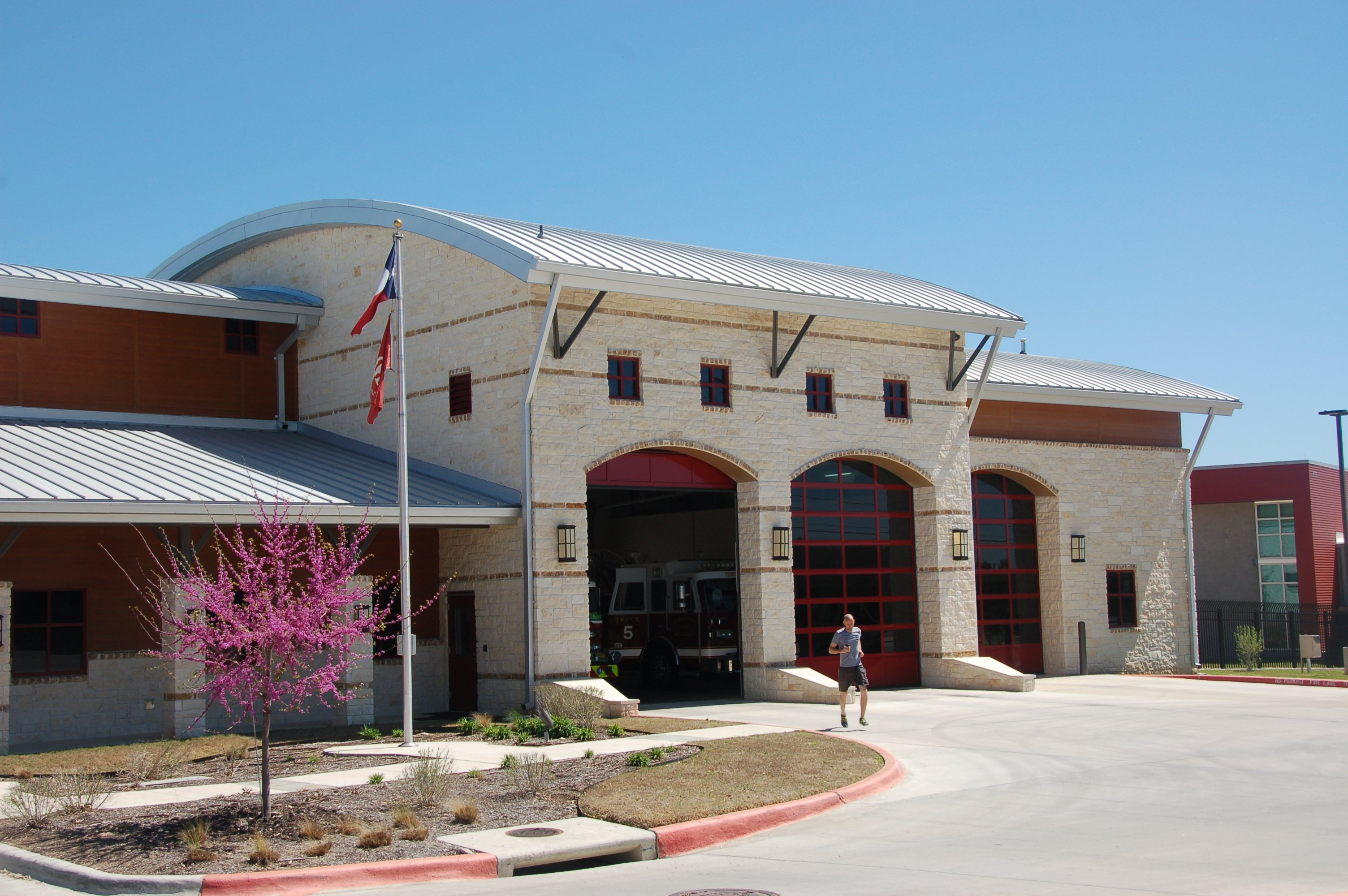 238T Georgetown Fire Station