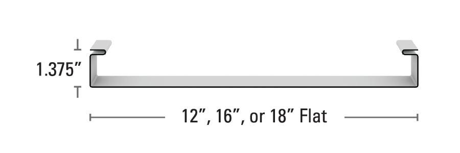 138T Flat
