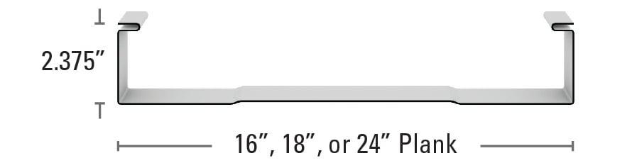 238T Plank