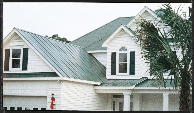 5v Metal Roofing 5v Panel Mcelroy Metal