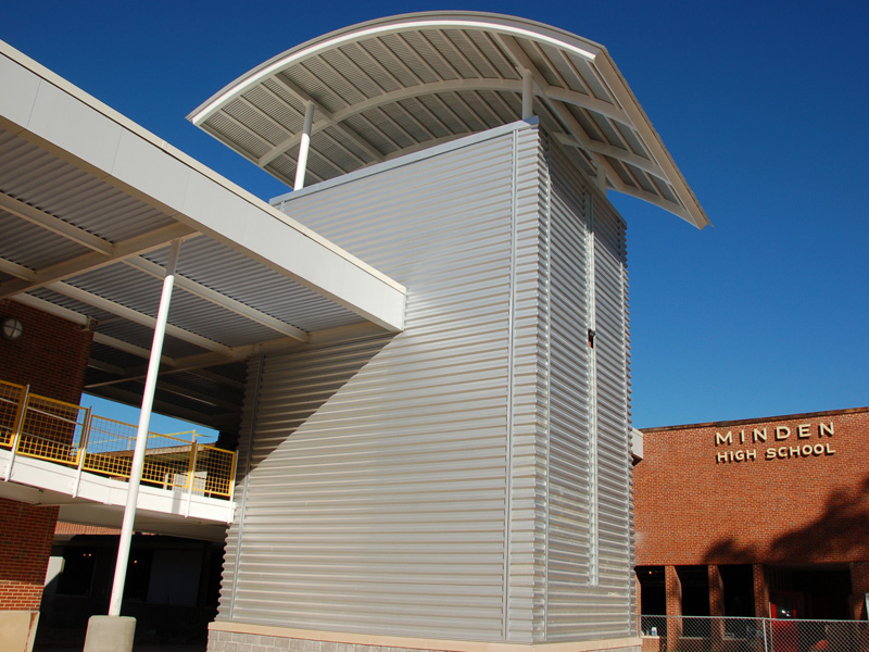 Commercial Metal Roofing Architectural Wall Panels