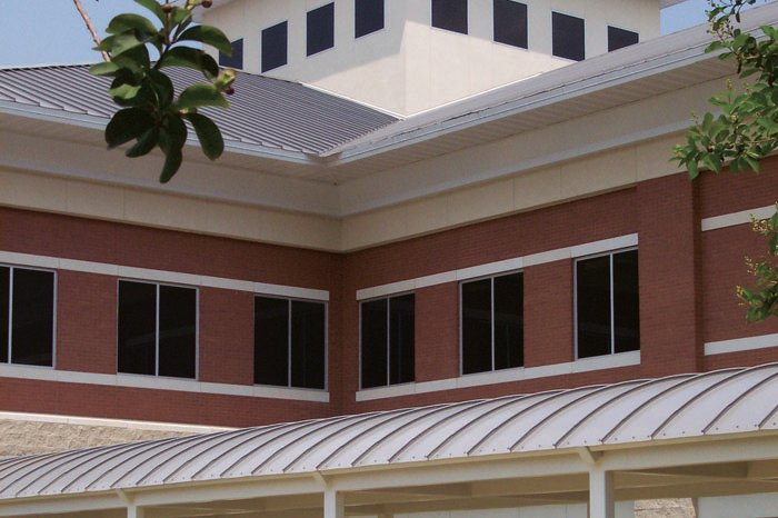 Curved Roofing Systems