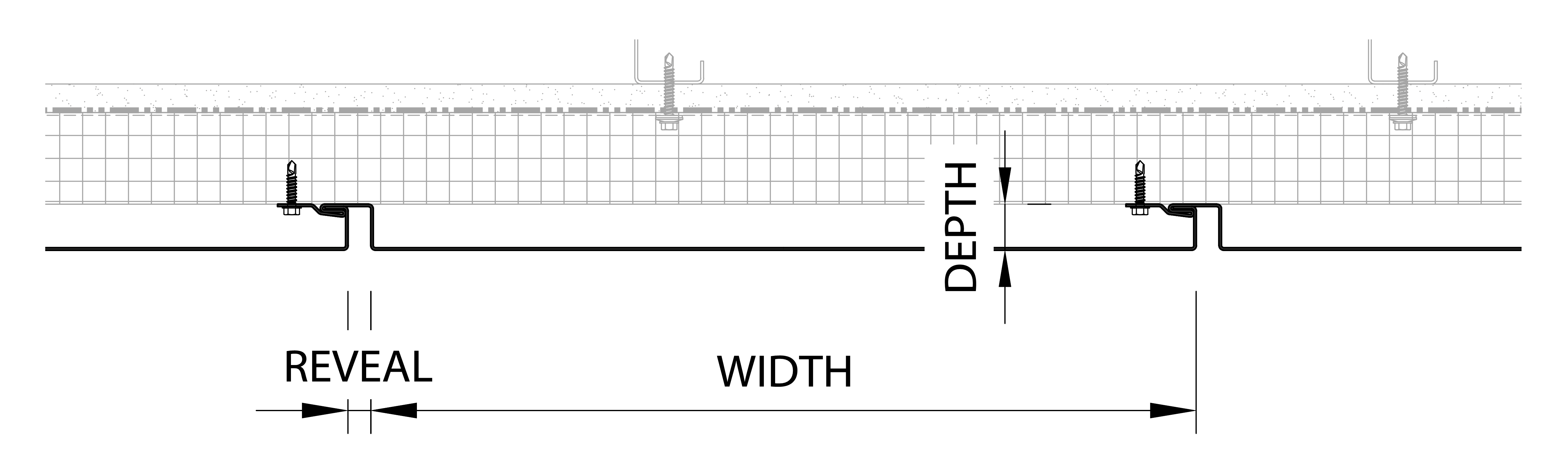 F-Series - Horizontal Detail