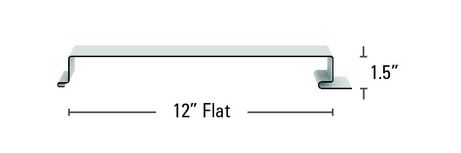 FW Flat Pan