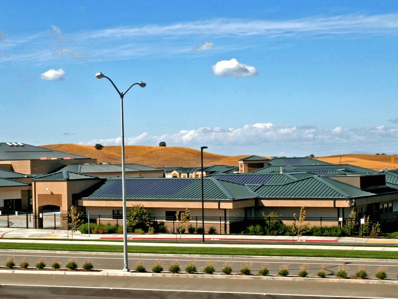 Solar Panels on Metal Roofs