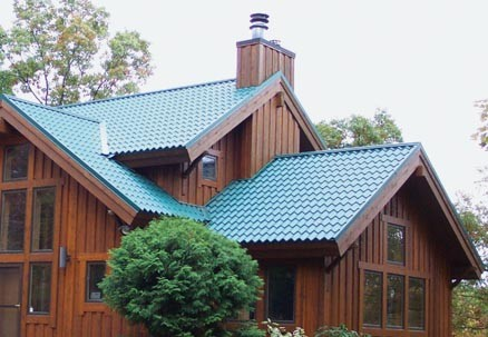 Met Tile Metal Roof Tiles Mcelroy Metal