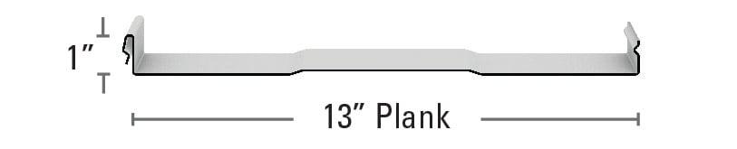 Instaloc Plank