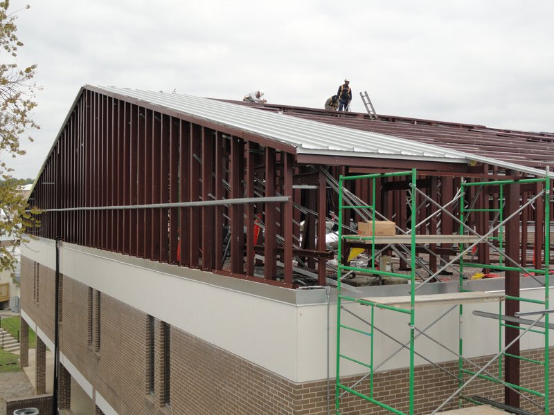 Low Slope to Steep Slope Metal Roofing