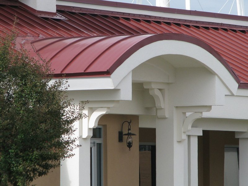 Medallion Landis Fire Station Curved Example