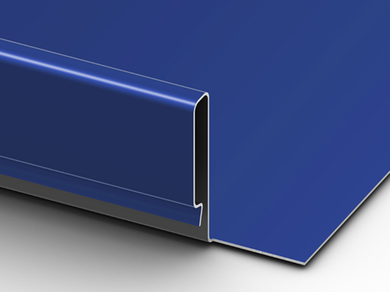 Factory Eave Notch