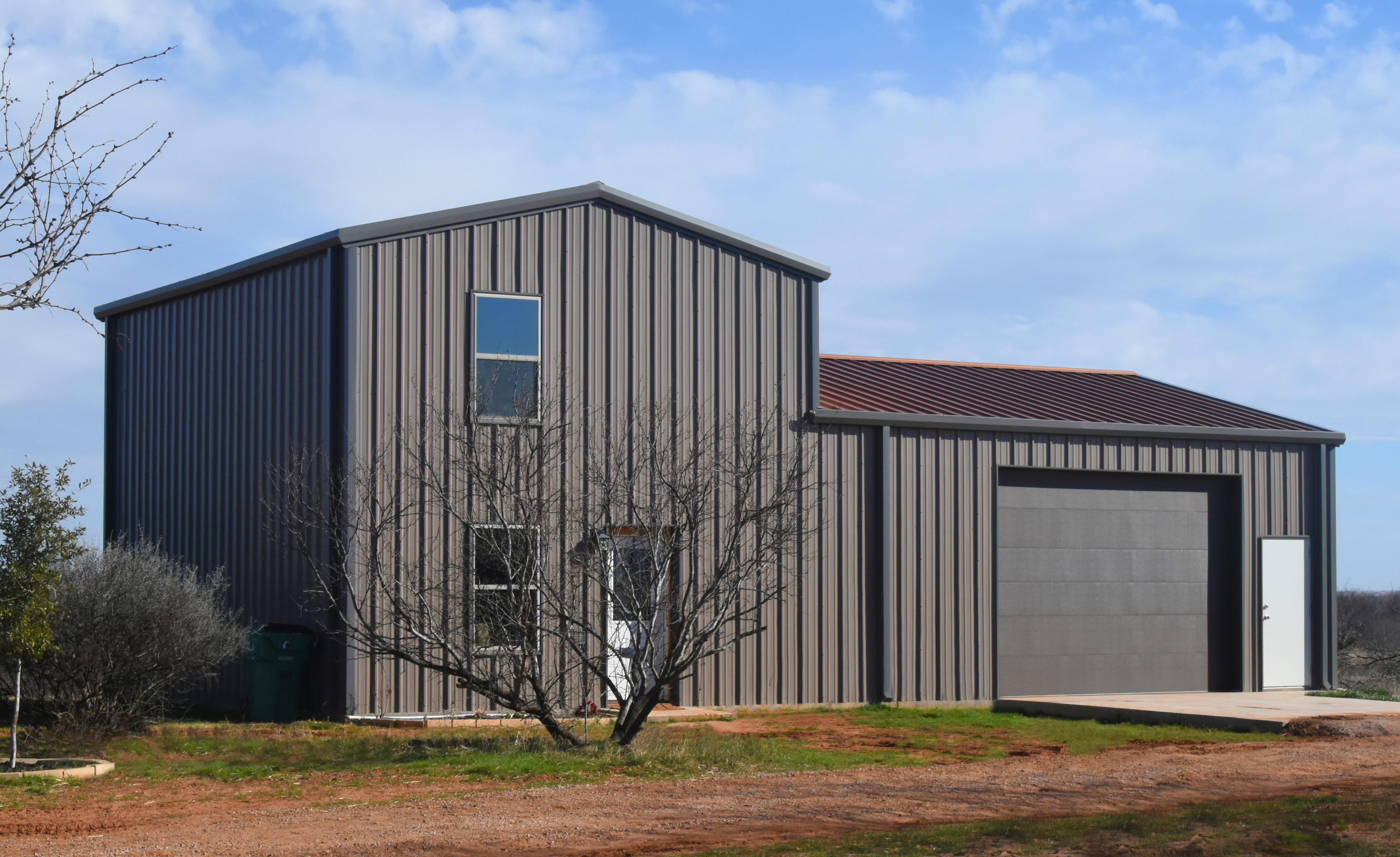 R-Panel Multi-Use Wall and Roof Panel | McElroy Metal