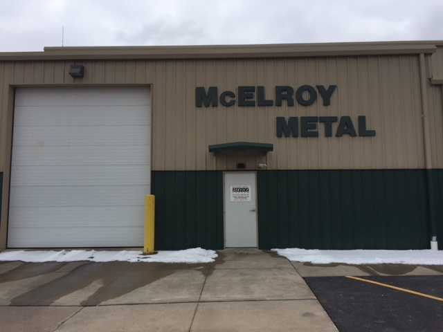 Mauston Wisconsin Service Center Locations Mcelroy Metal